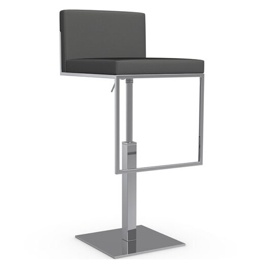 Even Plus Adjustable Height Swivel Bar Stool