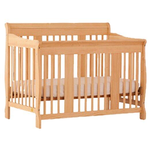 Storkcraft Tuscany Fixed Side Convertible Crib