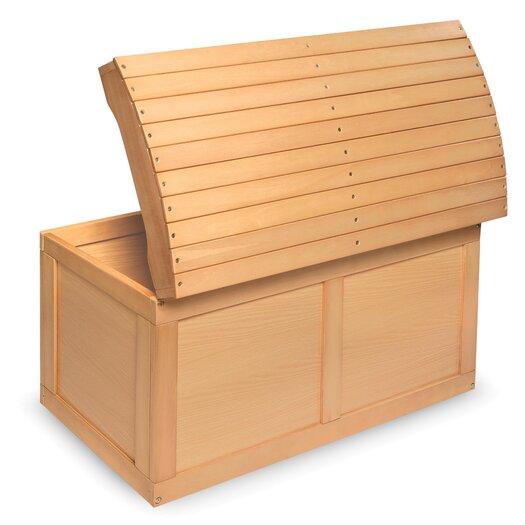 Badger Basket Barrel Top Toy Chest