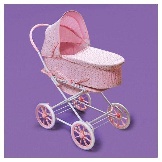 Badger Basket Just Like Mommy 3-in-1 Doll Pram Stroller