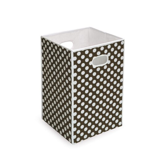Badger Basket Folding Hamper/Storage Bin