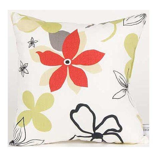 Glenna Jean McKenzie Floral Pillow
