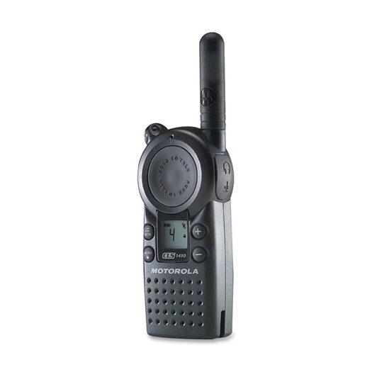 Motorola CLS1410 One-Watt, Four-Channel UHF Business Two-Way Radio