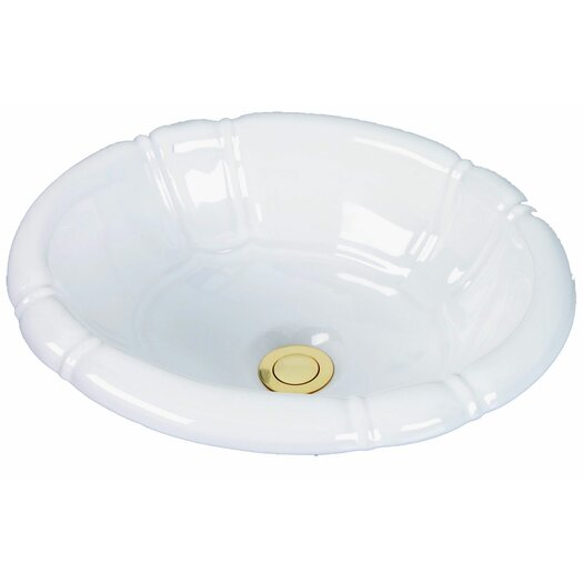 Cole + Company Designer Carlisle Collection Bathroom Sink