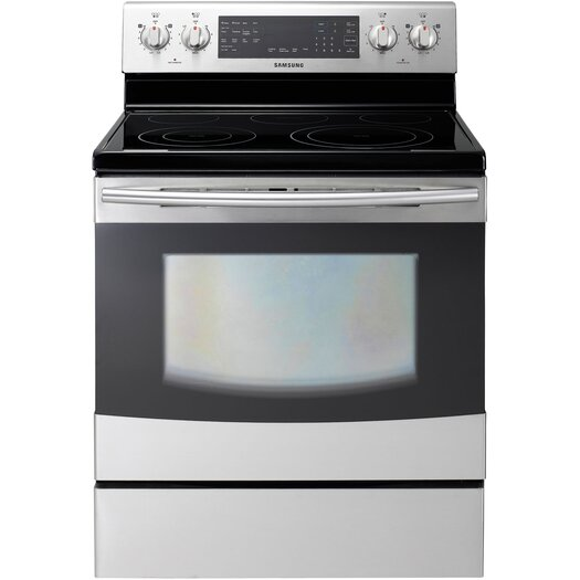 Samsung 5.9 cu. Ft. Electric Free-Standing Range