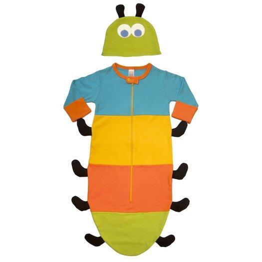 Sozo Caterpillar Bunting and Cap Set