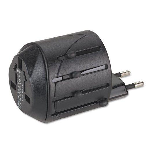 Kensington International Travel Plug Adapter/AC Outlet