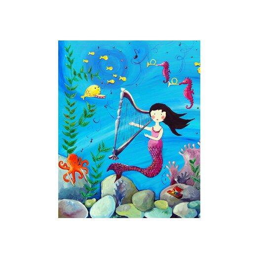 CiCi Art Factory Mermaid Paper Print