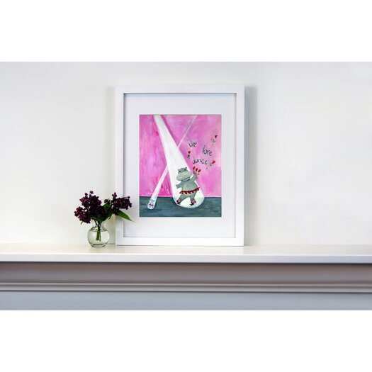 Cici Art Factory Words of Wisdom Dance Your Heart Out Paper Print