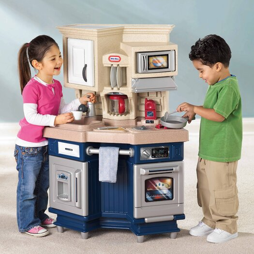 Little Tikes Role Play Super Chef Kitchen
