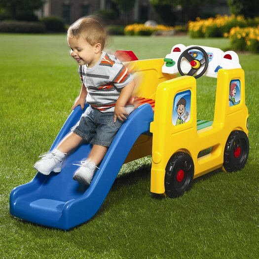 Little Tikes School Bus Activity Gym