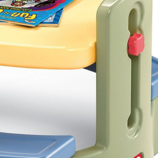 Little Tikes Adjust n Draw Kids' Activity Table and Chair Set