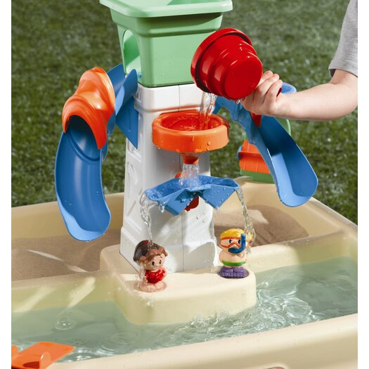 Little Tikes Endless Adventures Sand and Water Waterpark