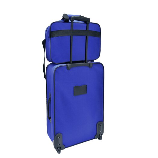 Traveler's Choice 4- Piece Luggage Set