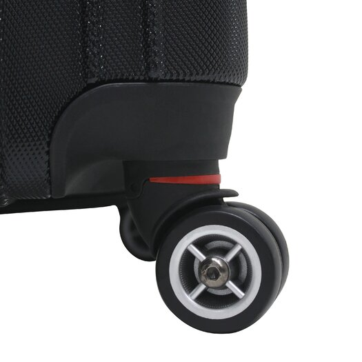 """Traveler's Choice Tasmania 21"""" Expandable Hardsided Spinner Suitcase"""