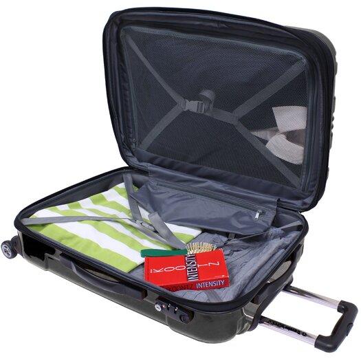 Traveler's Choice Sedona 3 Piece Hardsided Expandable Luggage Set