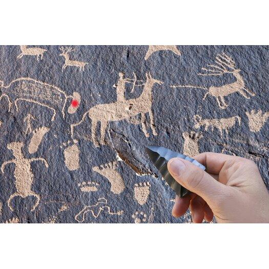 Kikkerland Neolithic Laser Pointer