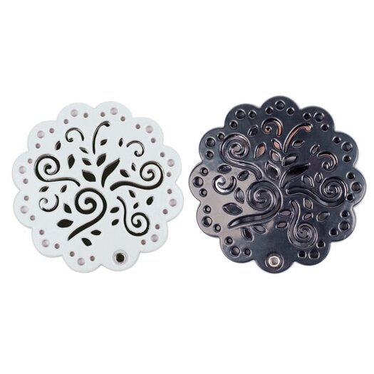 Lace Compact Mirror (Set of 3)