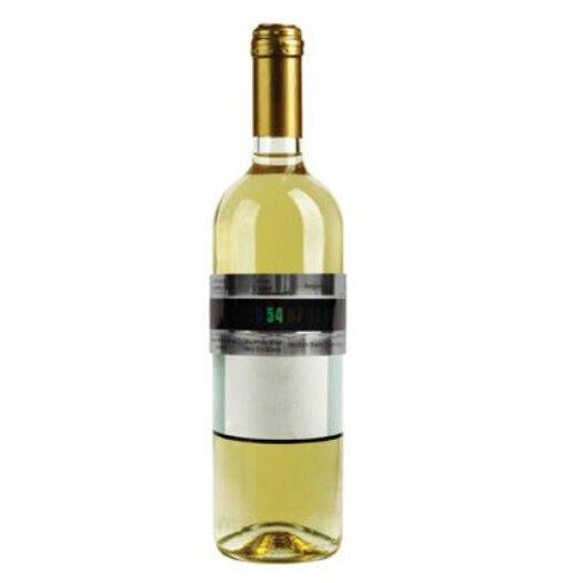 Kikkerland Wine Bottle Thermometer