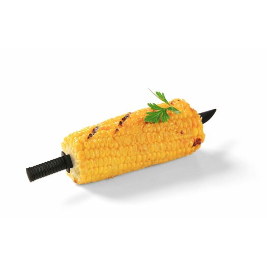 Kikkerland Pirate vs. Ninja Corn Skewer