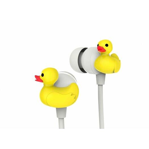 Kikkerland Ducks Earbuds