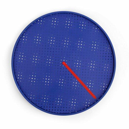 """Kikkerland 10.8"""" Presto Wall Clock"""
