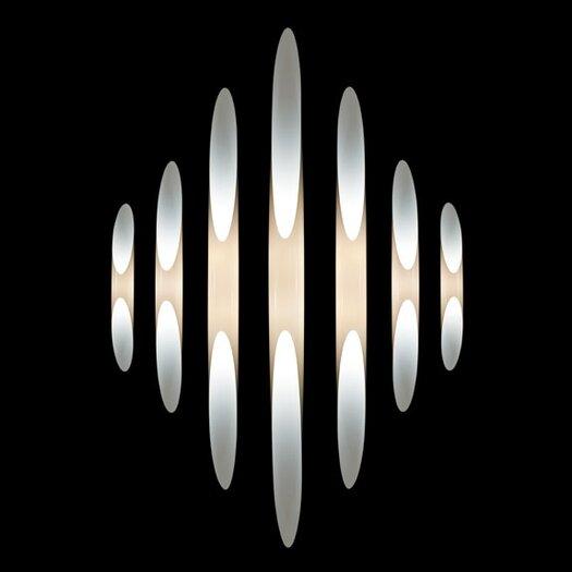 Kundalini Shakti 2 Light Cable Wall Sconce