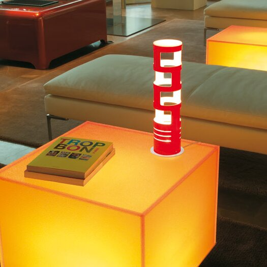 "Kundalini Sama 15.7"" H Table Lamp"