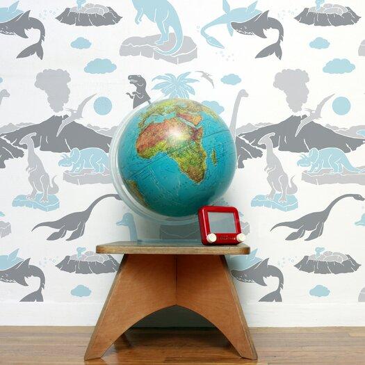 Aimee Wilder Designs Pangea by Aimée Wilder Wallpaper