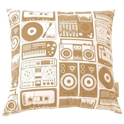 Analog Nights Pillow