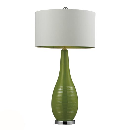 "Dimond Lighting HGTV Home 27"" H Table Lamp with Drum Shade"