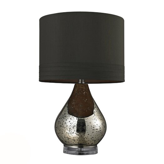"Dimond Lighting HGTV Home 22.25"" H Table Lamp with Drum Shade"