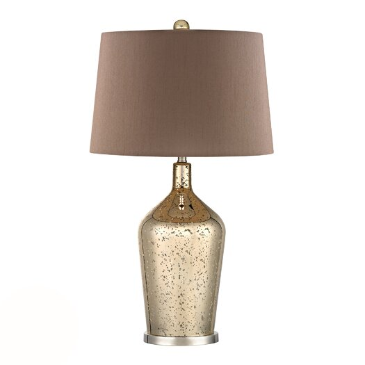 "Dimond Lighting HGTV Home 27"" H Table Lamp with Empire Shade"