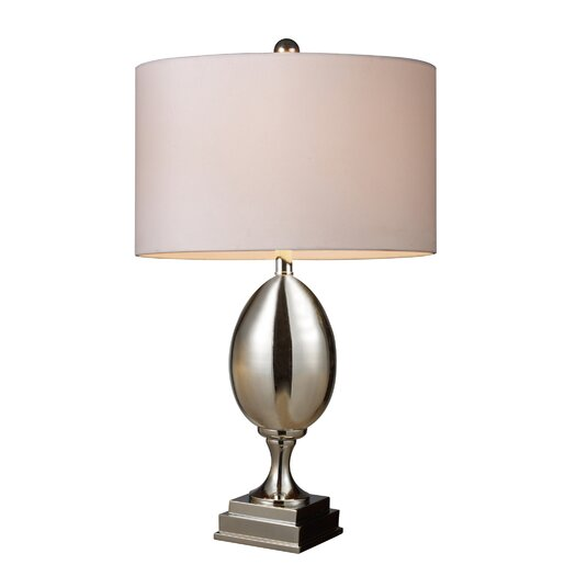 "Dimond Lighting Waverly 28"" H Table Lamp with Drum Shade"