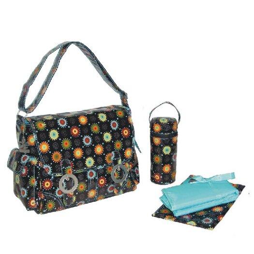 Kalencom Double Buckle Diaper Bag