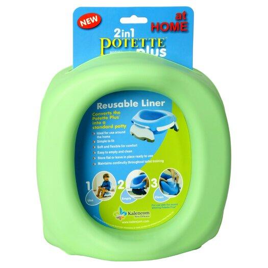 Kalencom Potette Plus At Home Reusable Liner