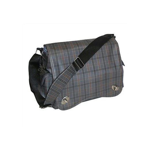 Kalencom Sam Messenger Diaper Bag