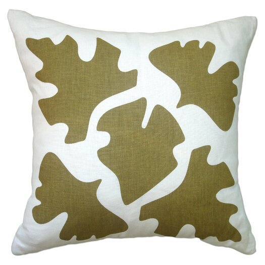 Balanced Design Hand Printed Shade Pillow