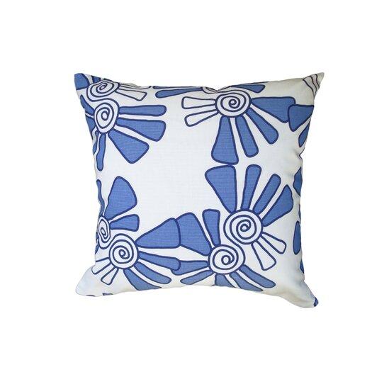 Balanced Design Hand Printed Linen / Cotton Pillow Alex