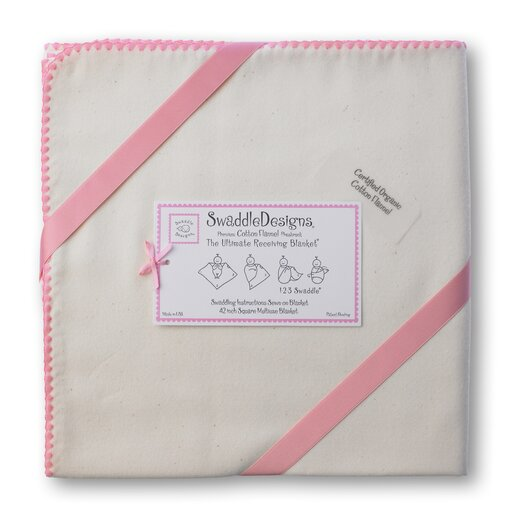 Organic Ultimate Receiving Blanket� in Natural