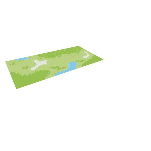 Plan Toys City Square Corner Play Mat