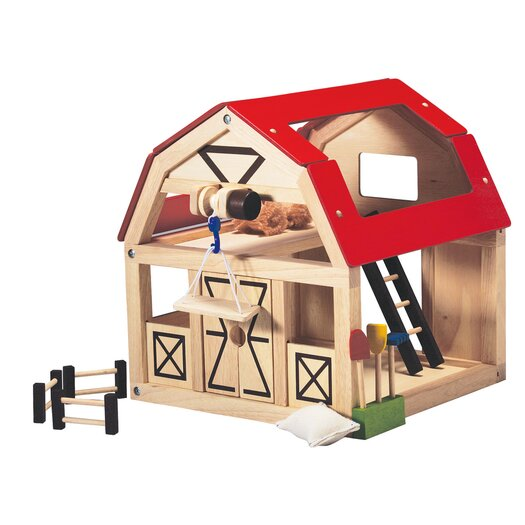 Plan Toys Dollhouse Barn
