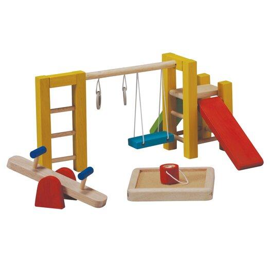 Plan Toys Dollhouse Playground