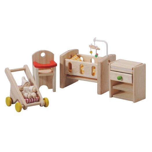 Plan Toys Dollhouse Nursery
