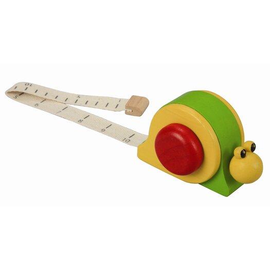 Plan Toys Snail Measuring Tape
