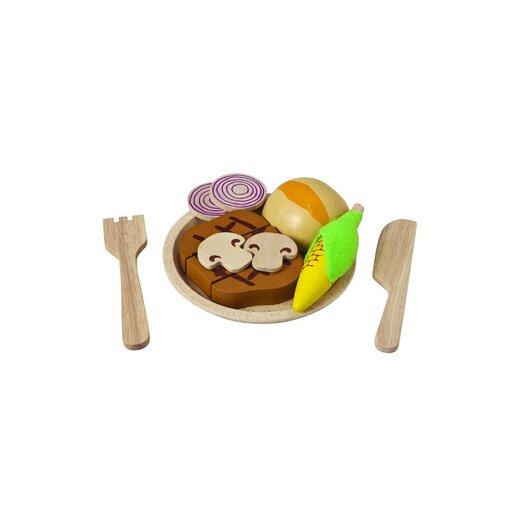 Plan Toys Steak Set