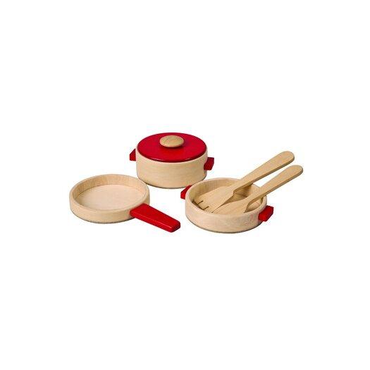 Plan Toys Pot and Pan Set