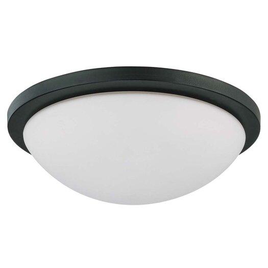 Nuvo Lighting Button Energy Star Flush Mount