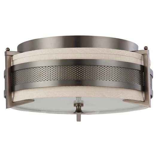 Nuvo Lighting Diesel Contemporary Flush Mount