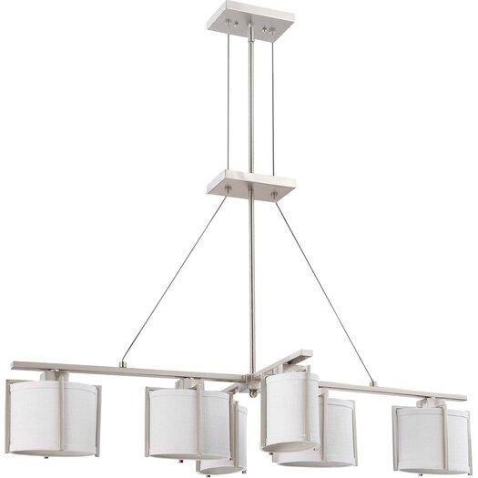 Nuvo Lighting Portia 6 Light Pendant